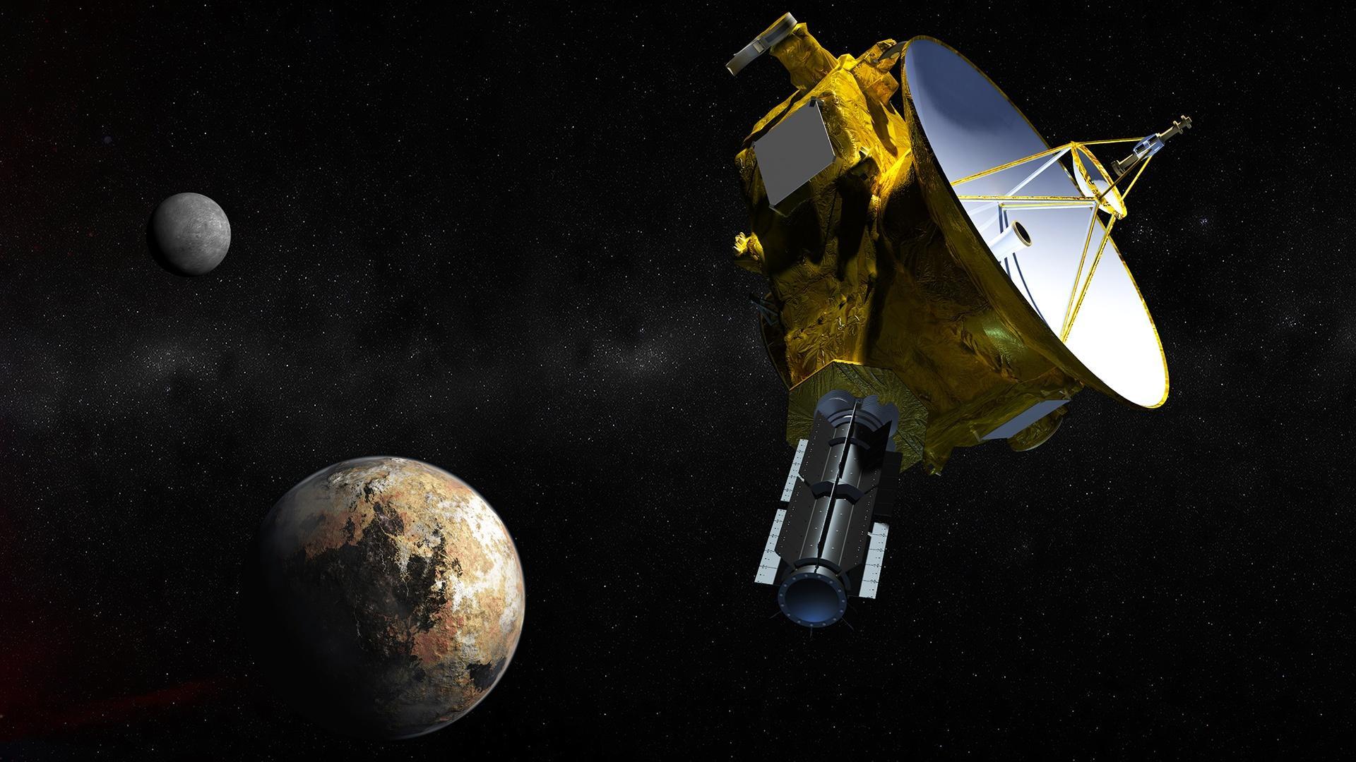 Chasing Pluto Hero