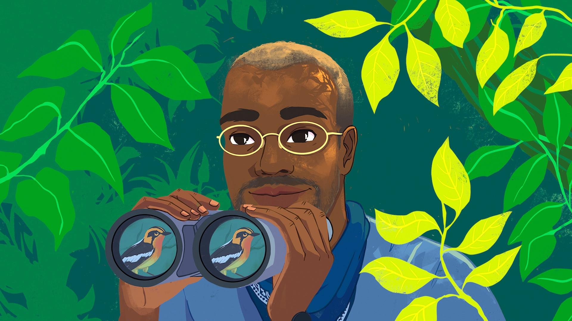 Chris Cooper's Experience Birding while Black Hero