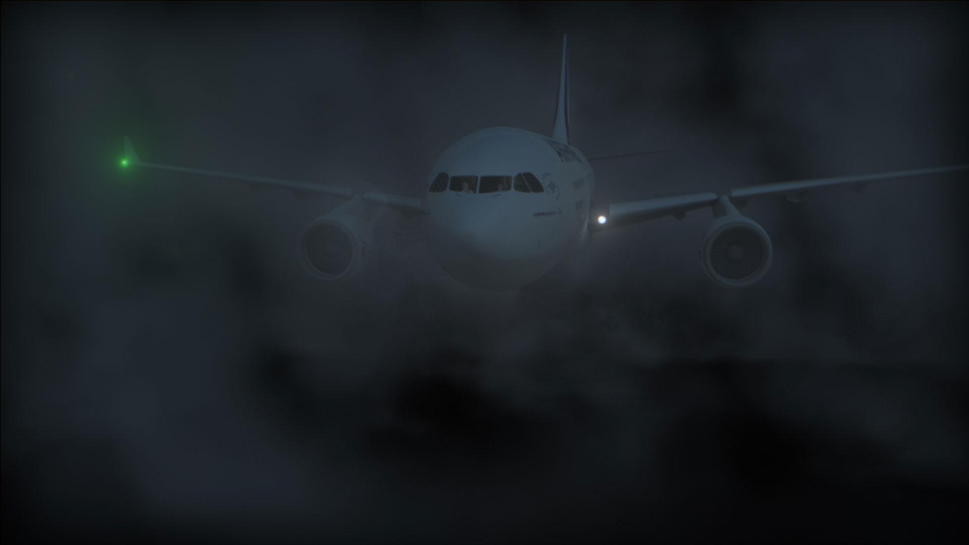 Crash of Flight 447 Hero