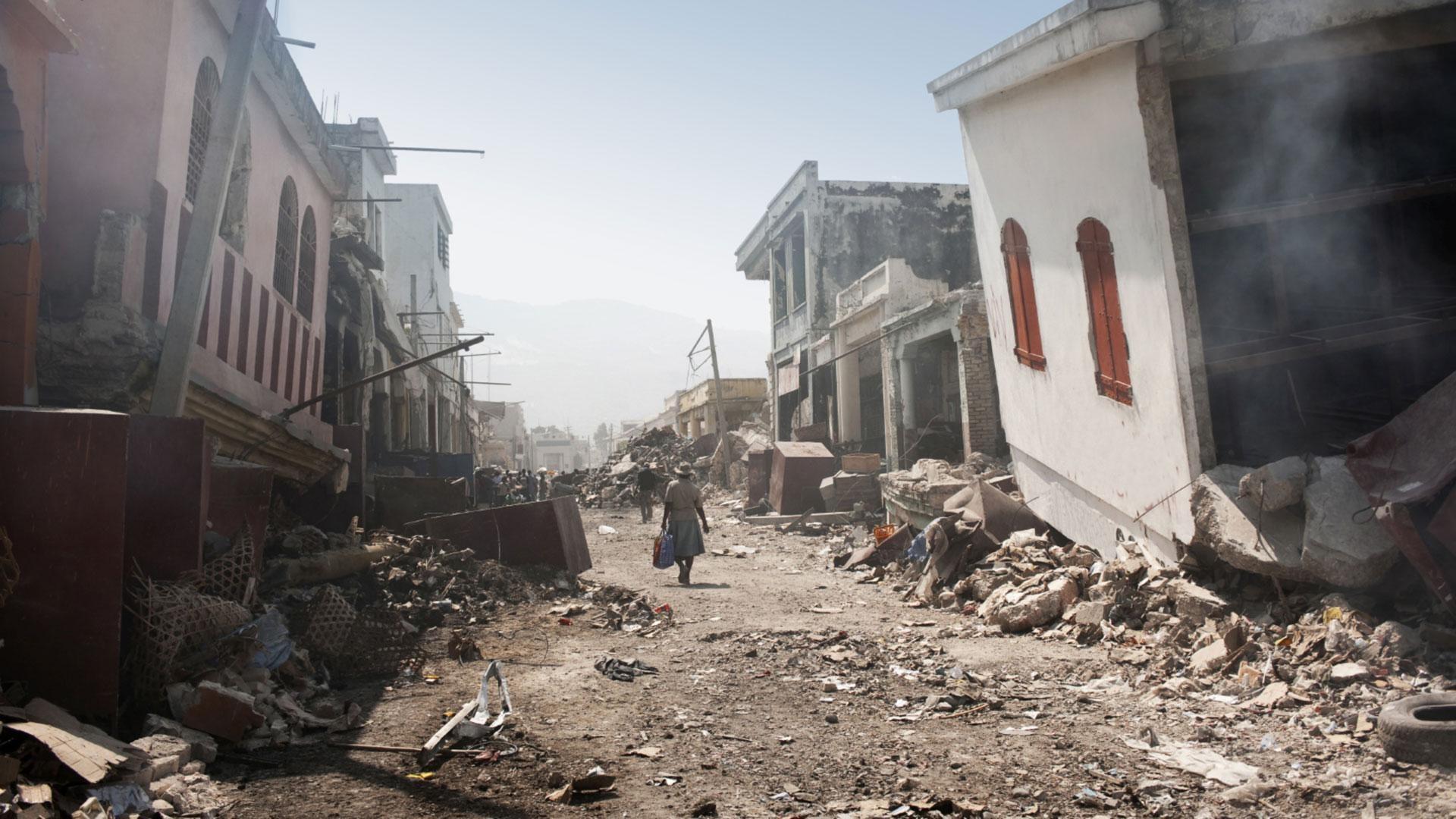 Deadliest Earthquakes Hero