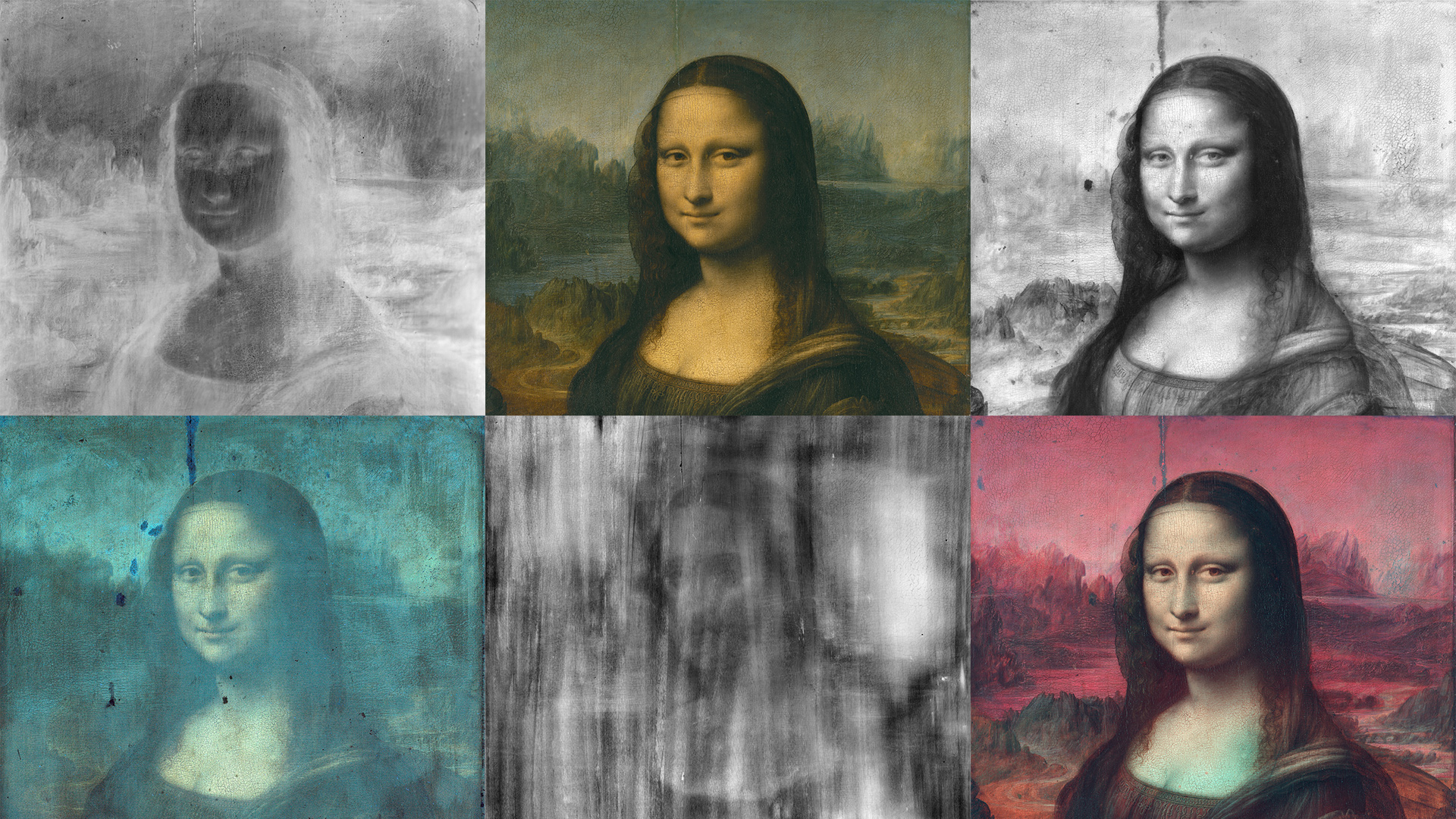 Decoding da Vinci