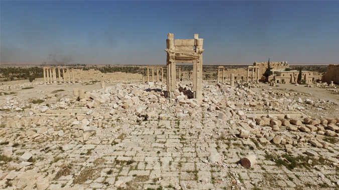 The Technology That Will Resurrect ISIS-Destroyed Antiquities