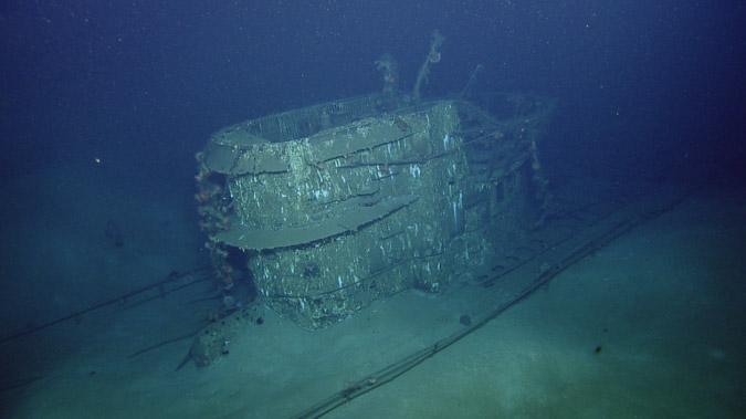 Discovering U-Boat 166