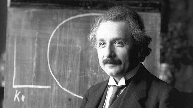 Einstein as a Missionary of Science
