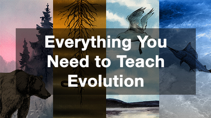 Everything You Need to Teach Evolution