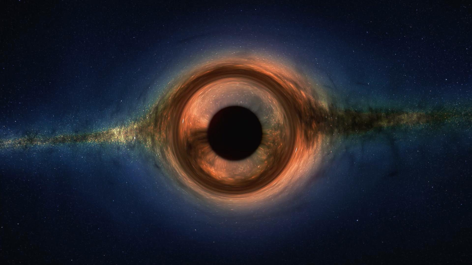 Four Types of Black Holes Hero
