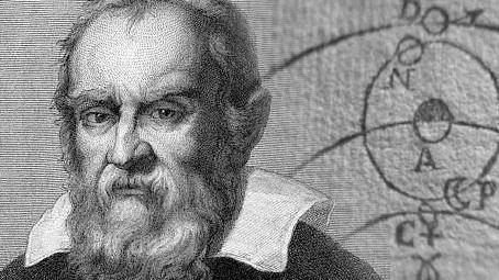 Galileo's Battle for the Heavens Hero