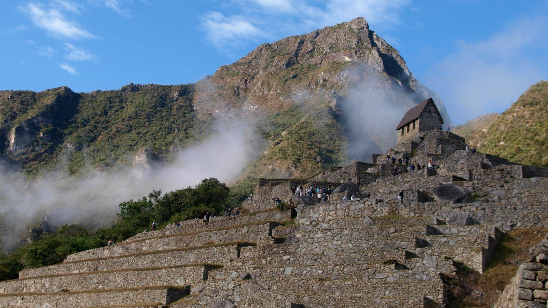 Ghosts of Machu Picchu Hero