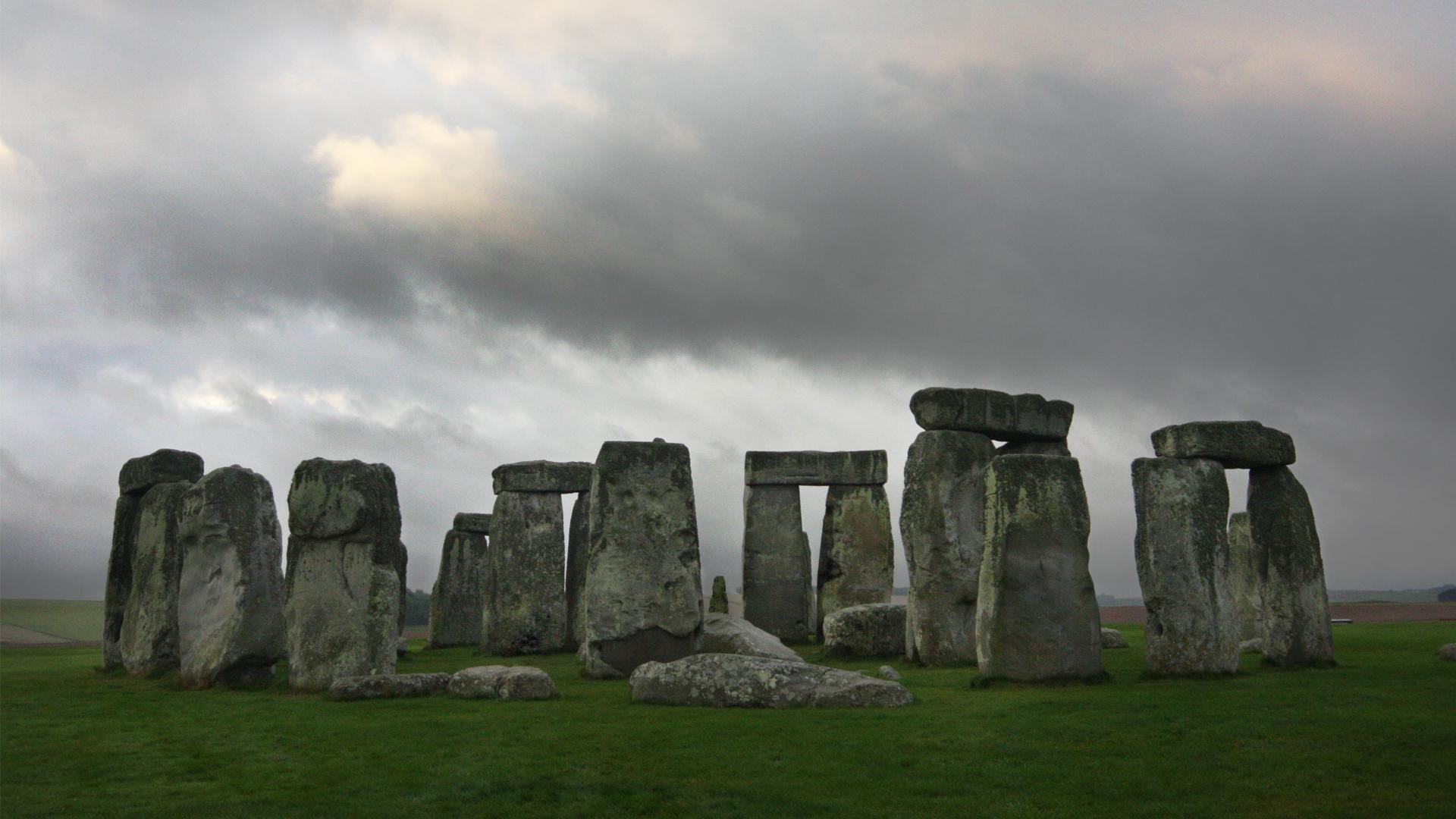 Ghosts of Stonehenge Hero