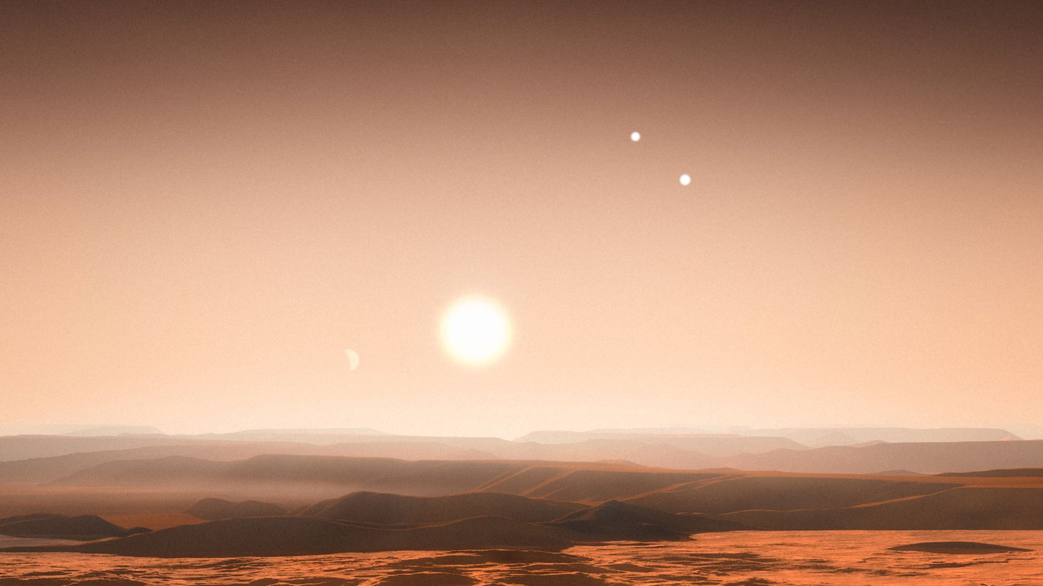 'Impossible' Triple Star System Is a Mystery Astronomers Can't Explain