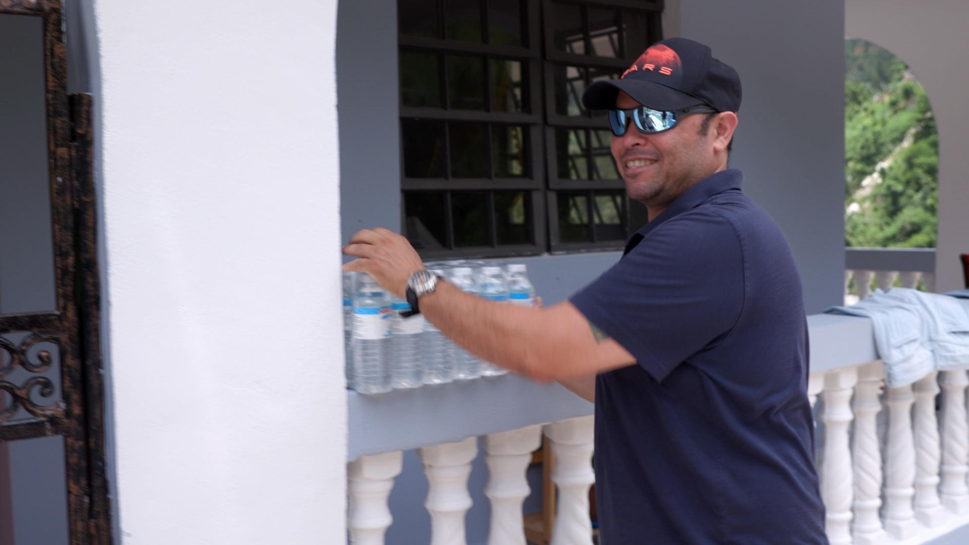 Healing After Hurricane Maria Hero