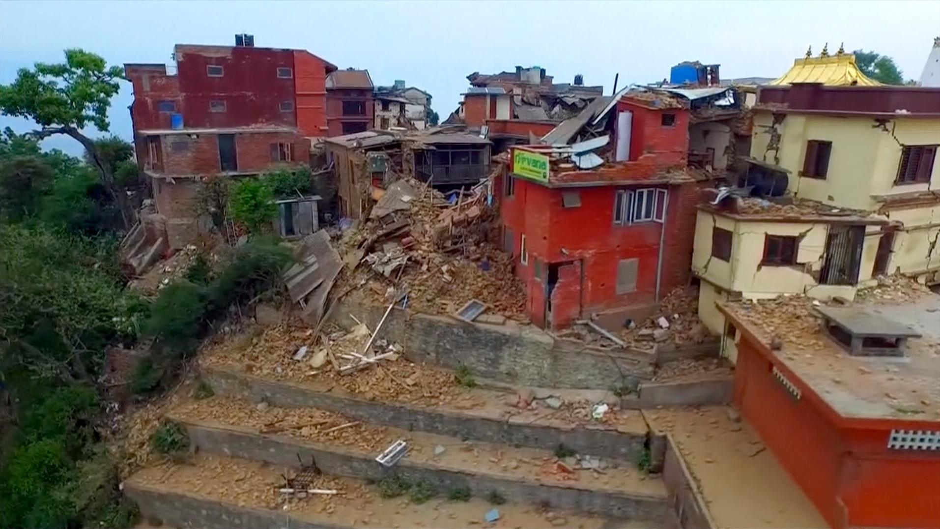 Himalayan Megaquake Hero