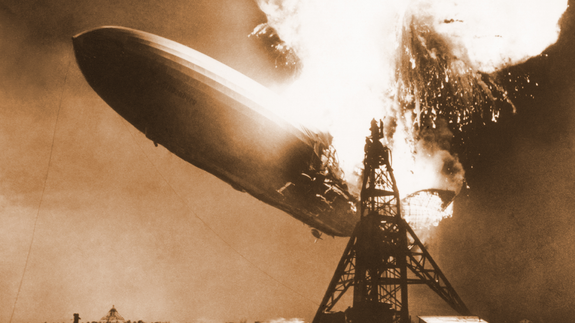 Hindenburg: The New Evidence