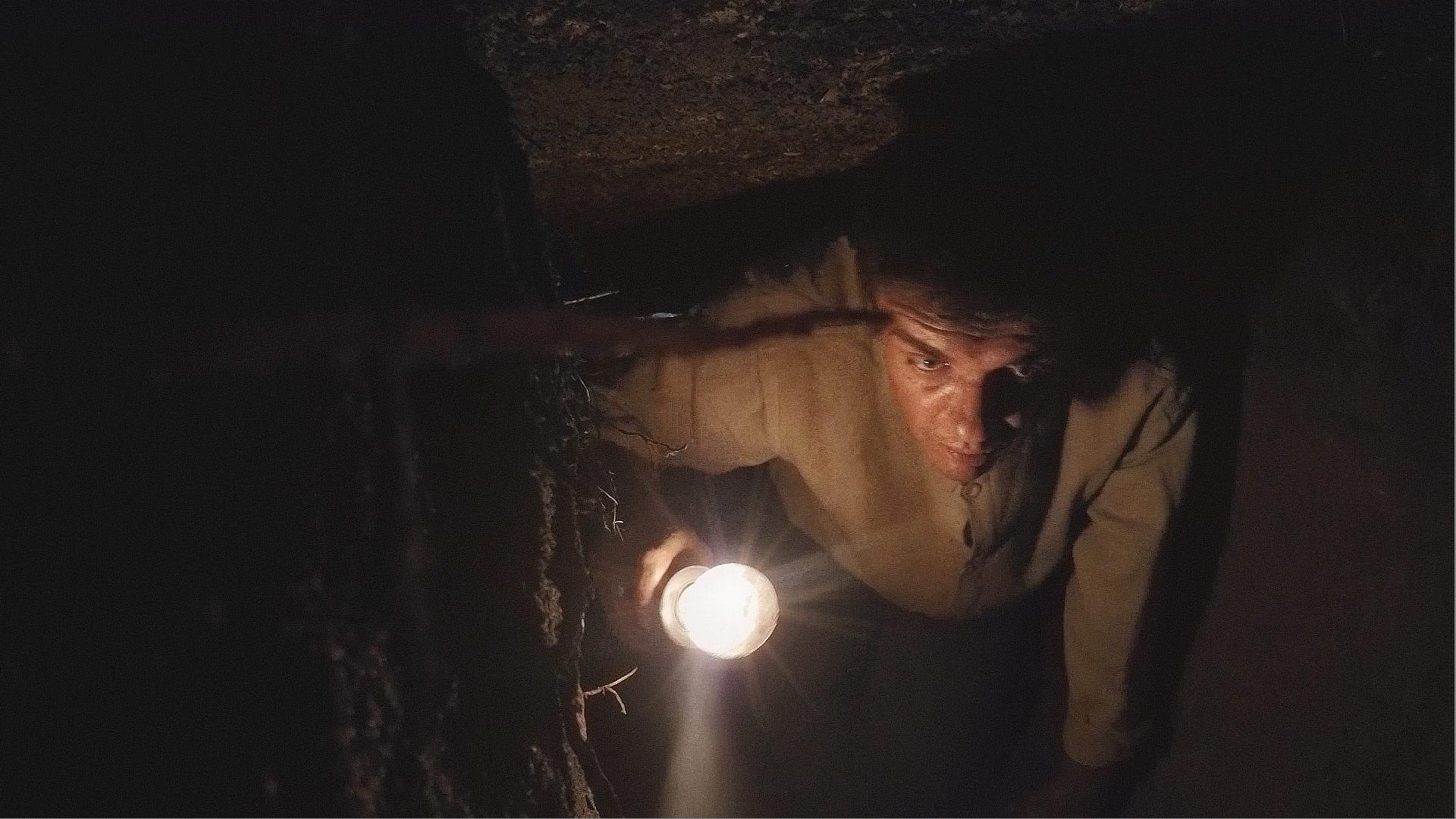 Holocaust Escape Tunnel Hero