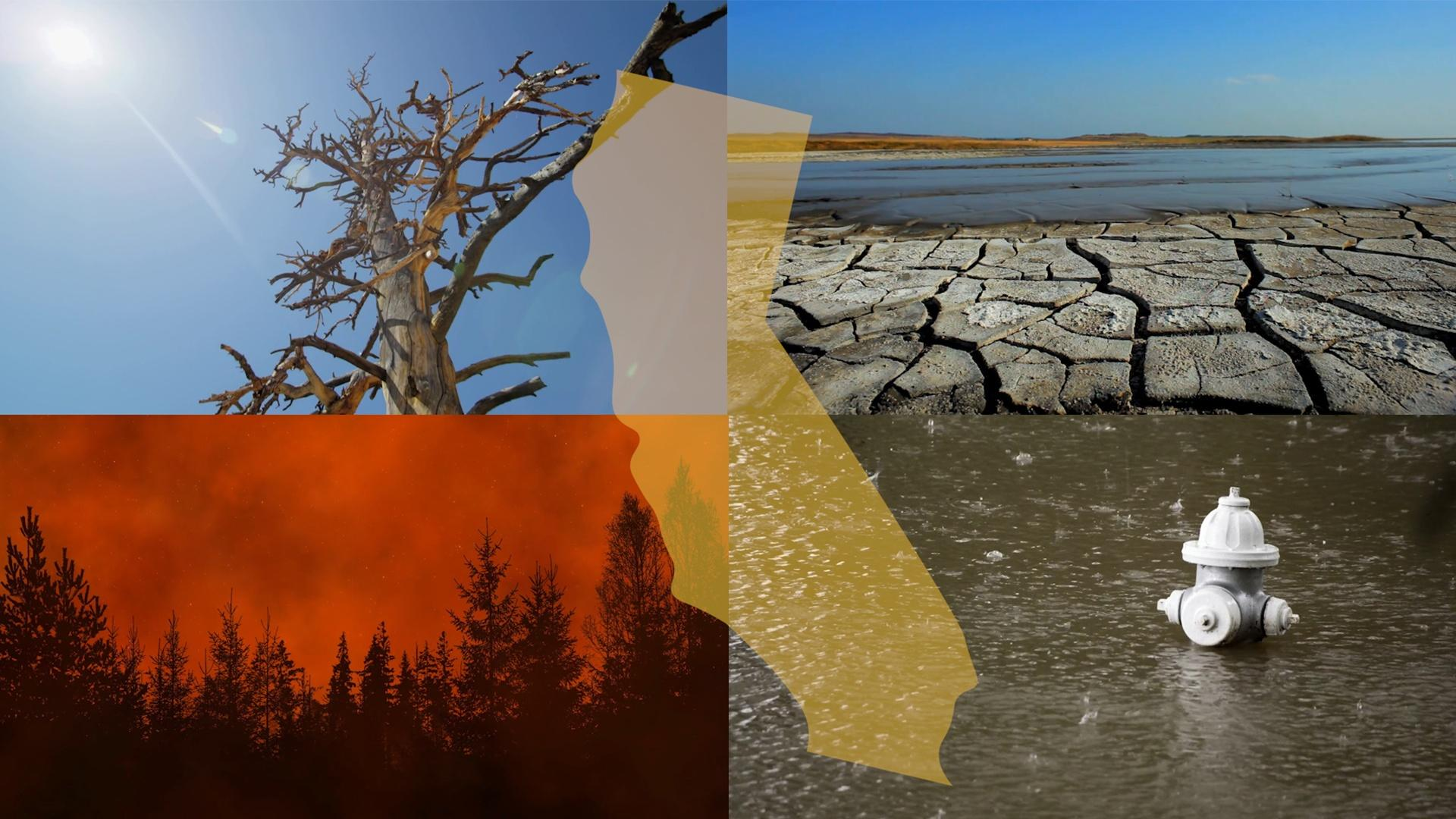 How California's Droughts Lead to Other Disasters Hero