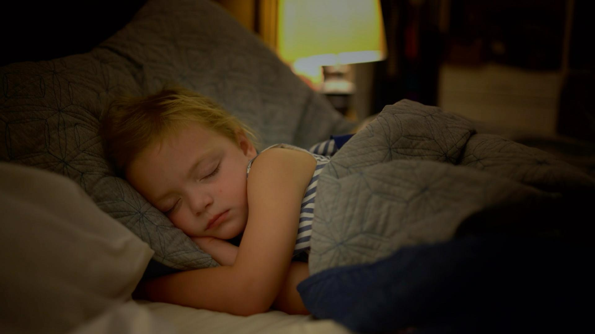 How Sleep Helps Children Learn and Remember New Words Hero