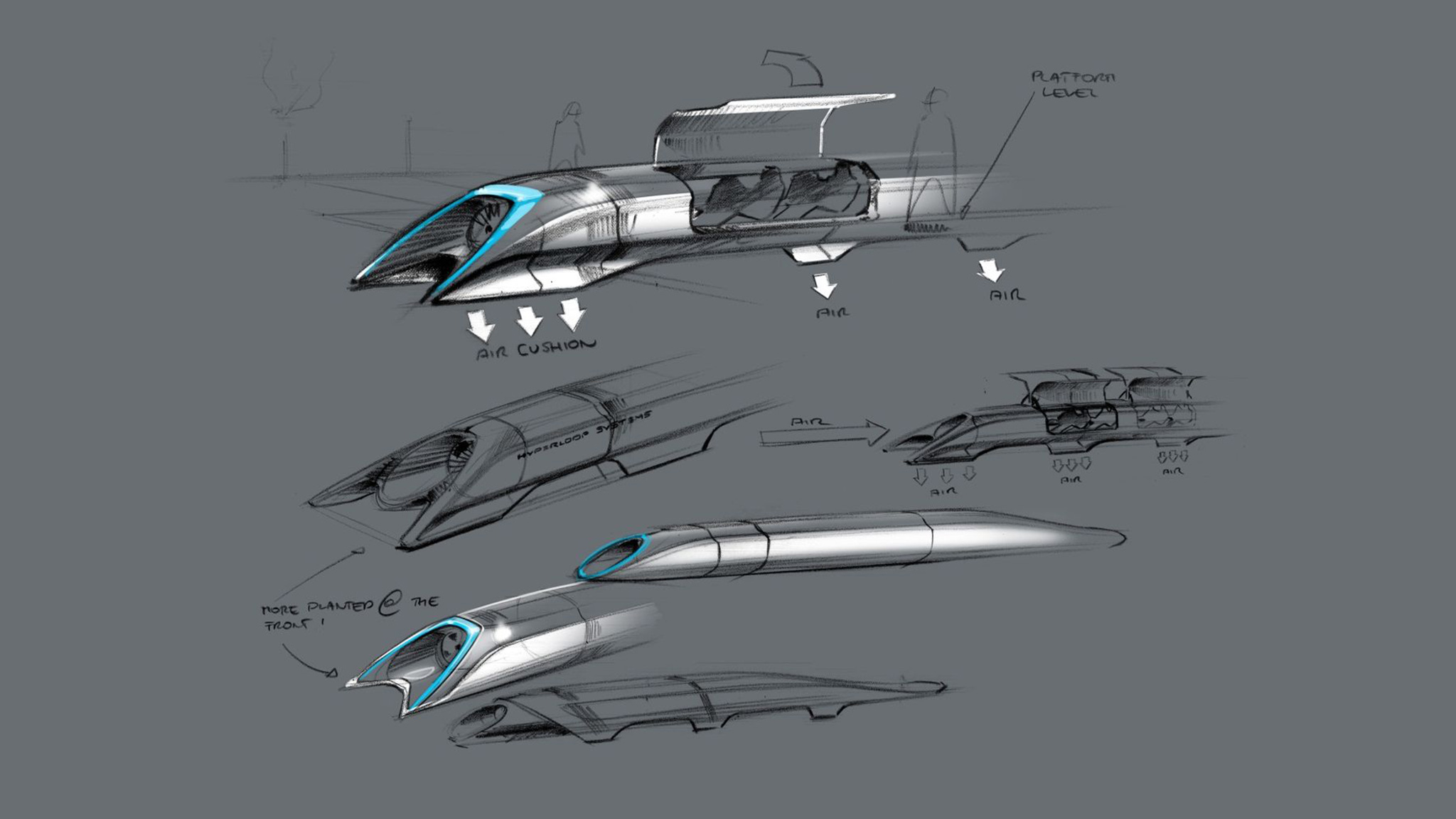 Promise and Perils of Hyperloop and Other High-Speed Trains