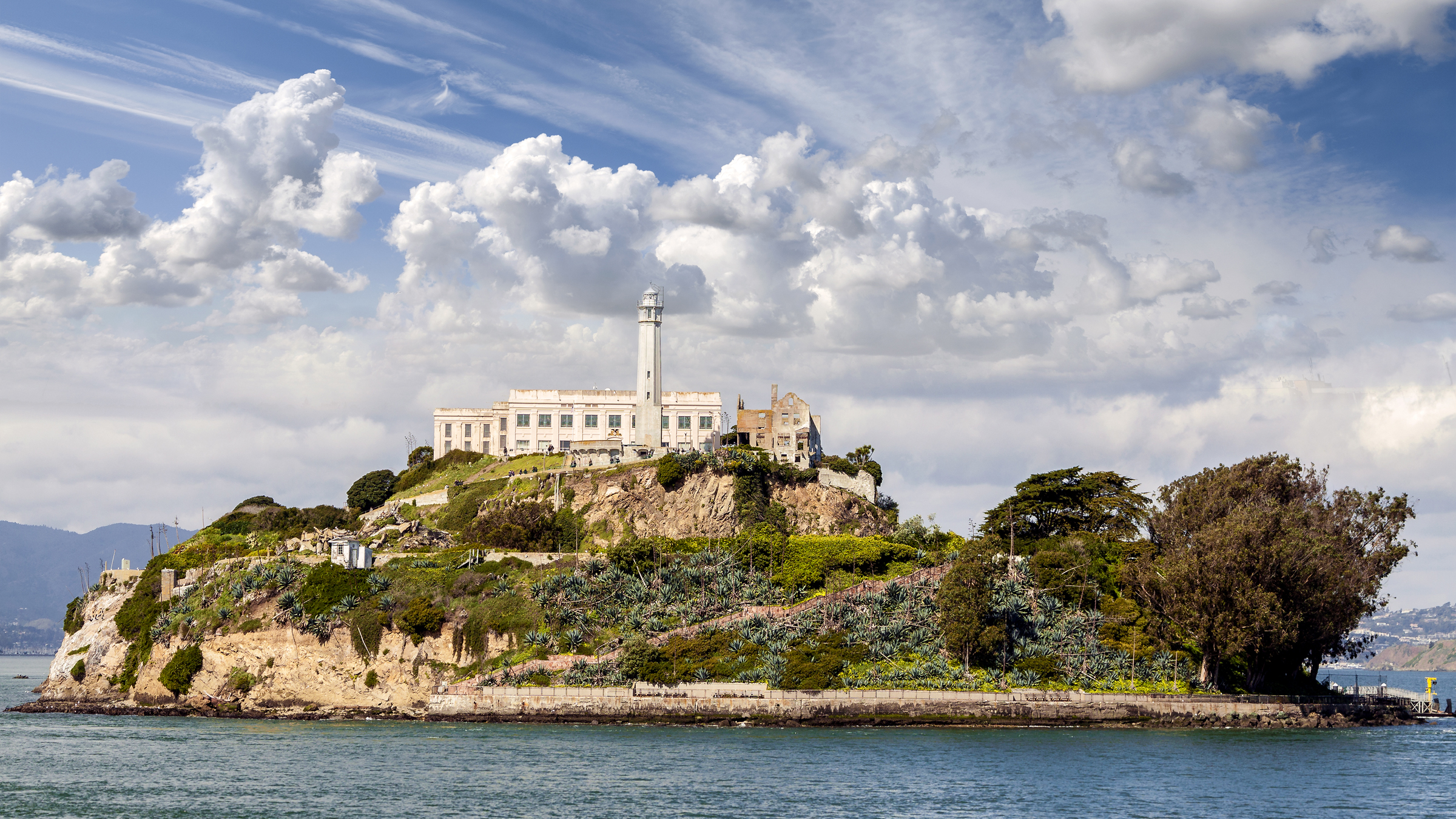Scientists using Ground Penetrating Radar reveals this secret beneath Alcatraz Penitentiary