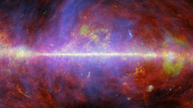 The 'Dark' Universe May Be Full of Strange Interactions
