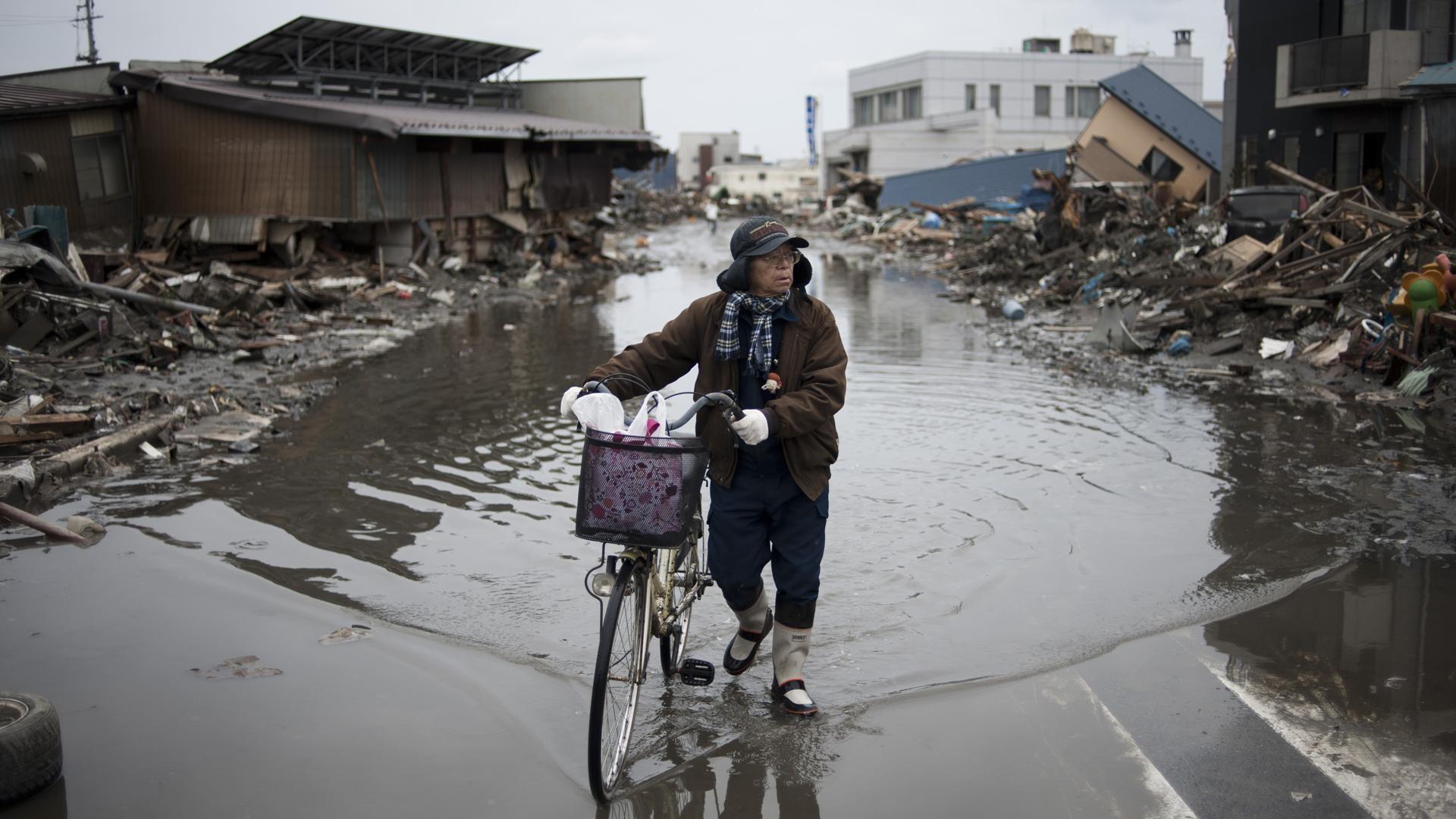 Japan's Killer Quake Hero