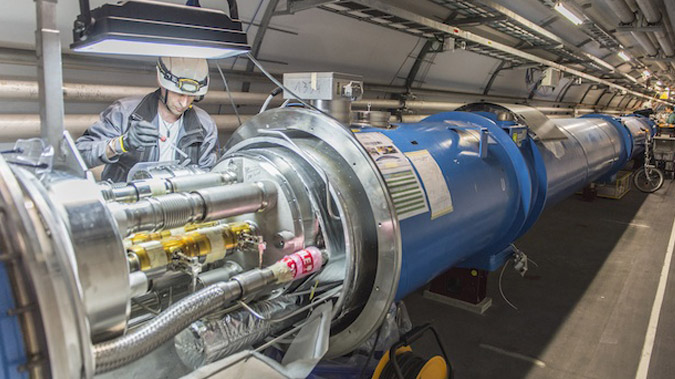 It's Back! The LHC Prepares for Round Two