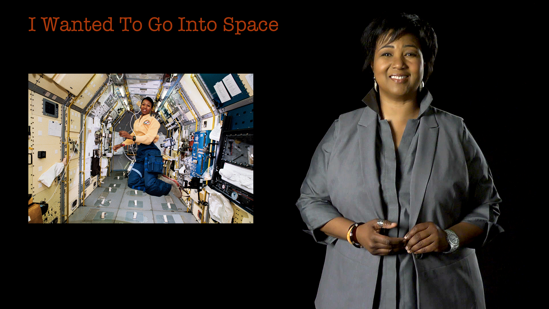 Mae Jemison: I Wanted To Go Into Space Hero