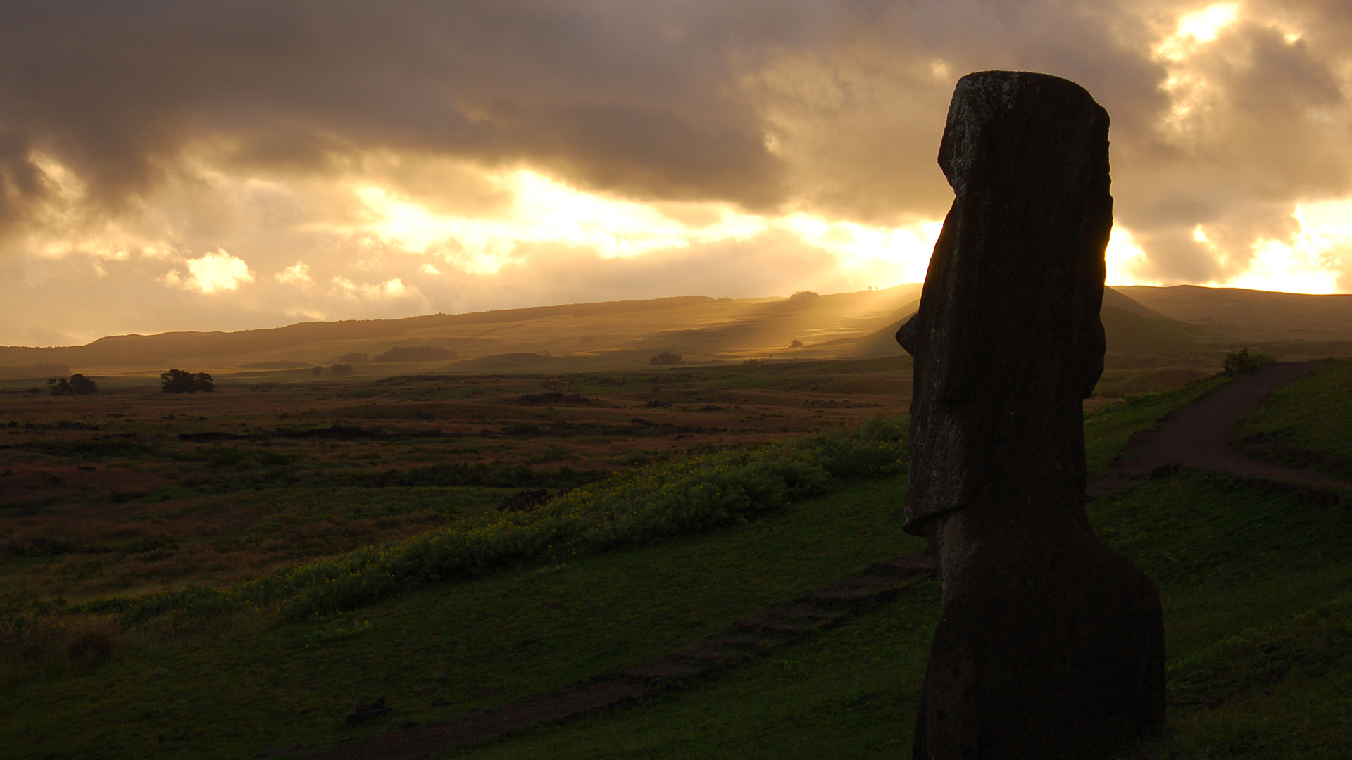 Mystery of Easter Island Hero