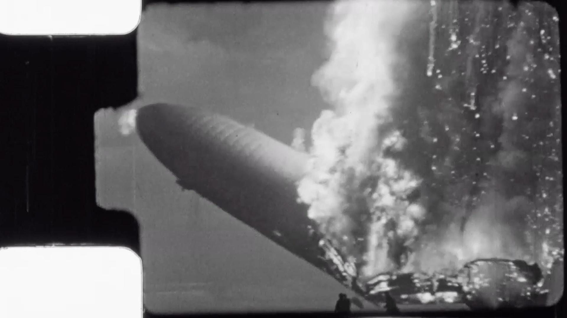 Newly Analyzed Footage Helps Solve Hindenburg Mystery Hero