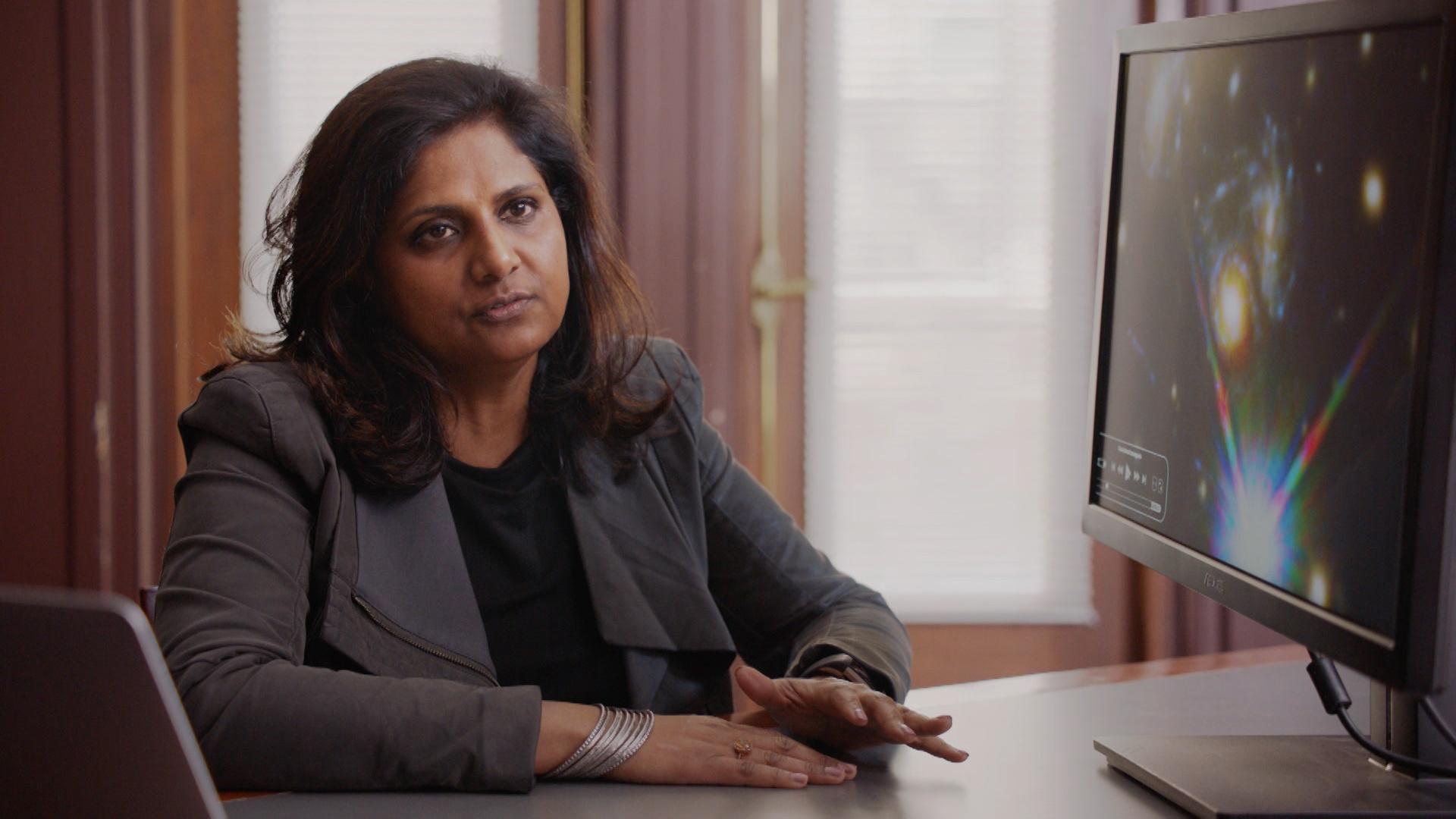 Profile: Priya Natarajan Hero