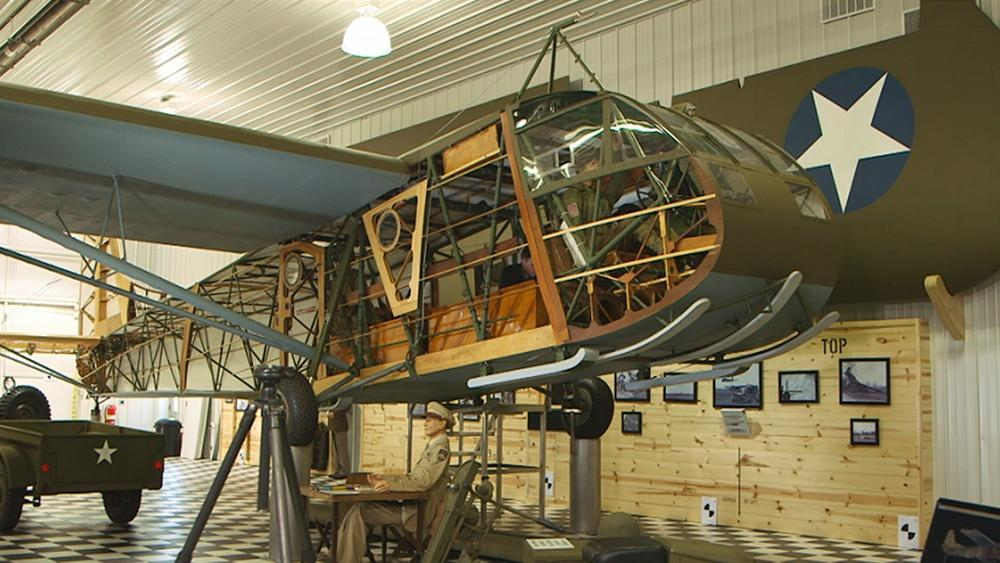 Reconstructing the D-Day Gliders Hero