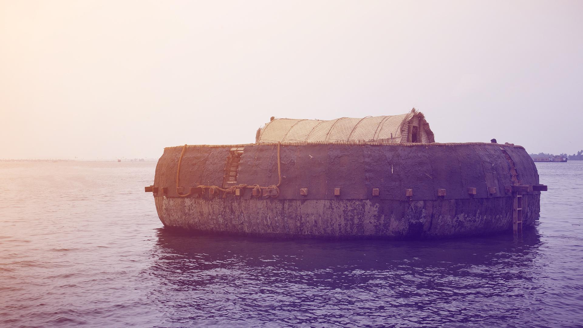 Secrets of Noah's Ark Hero