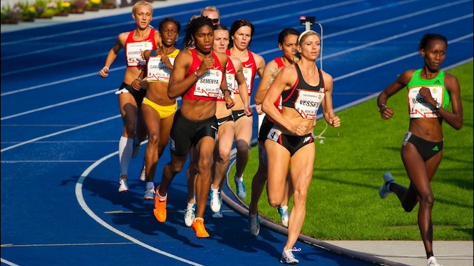 Should Testosterone Be Regulated in Female Athletes?