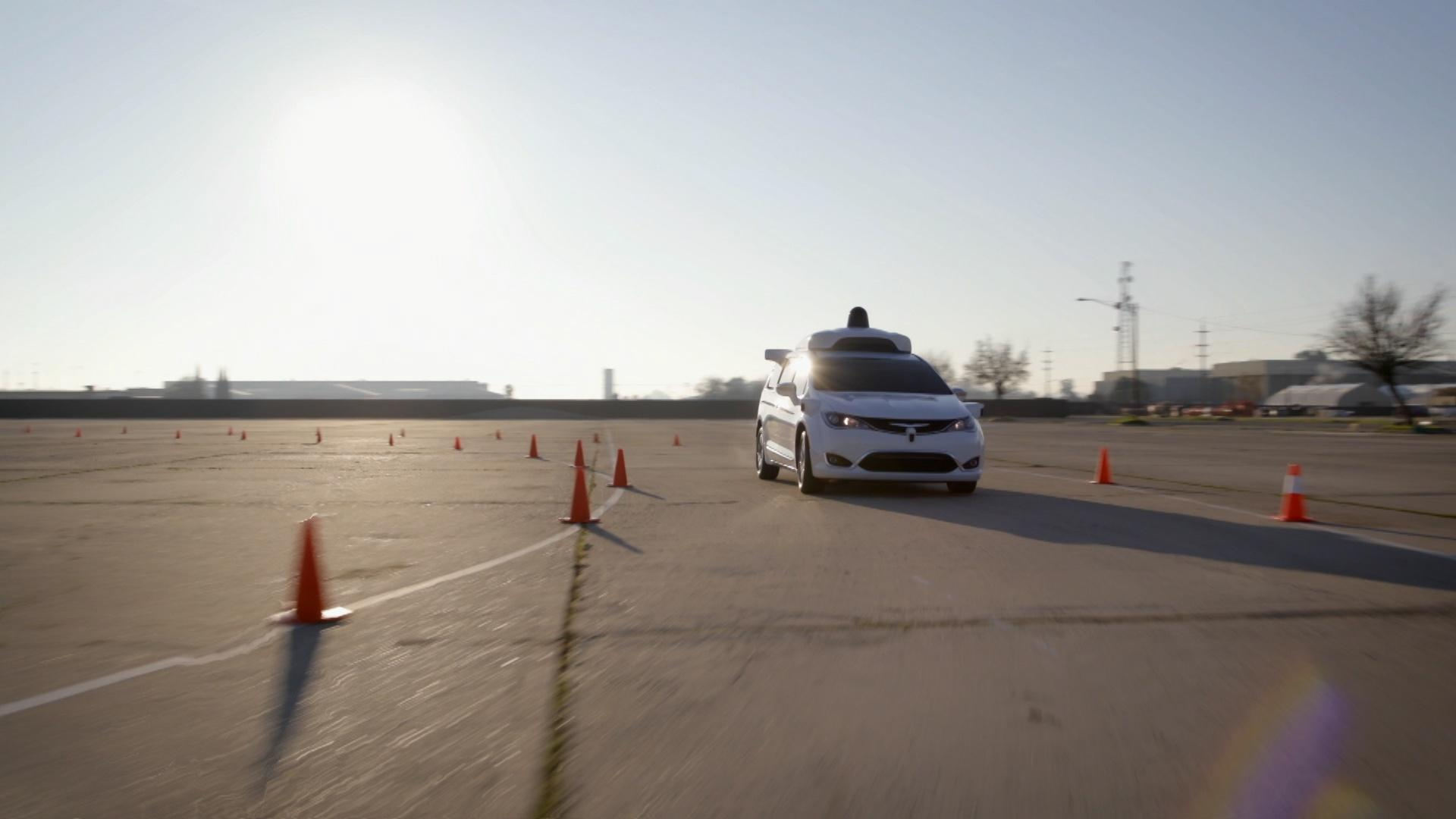 Testing Self-Driving Cars in the Real World Hero