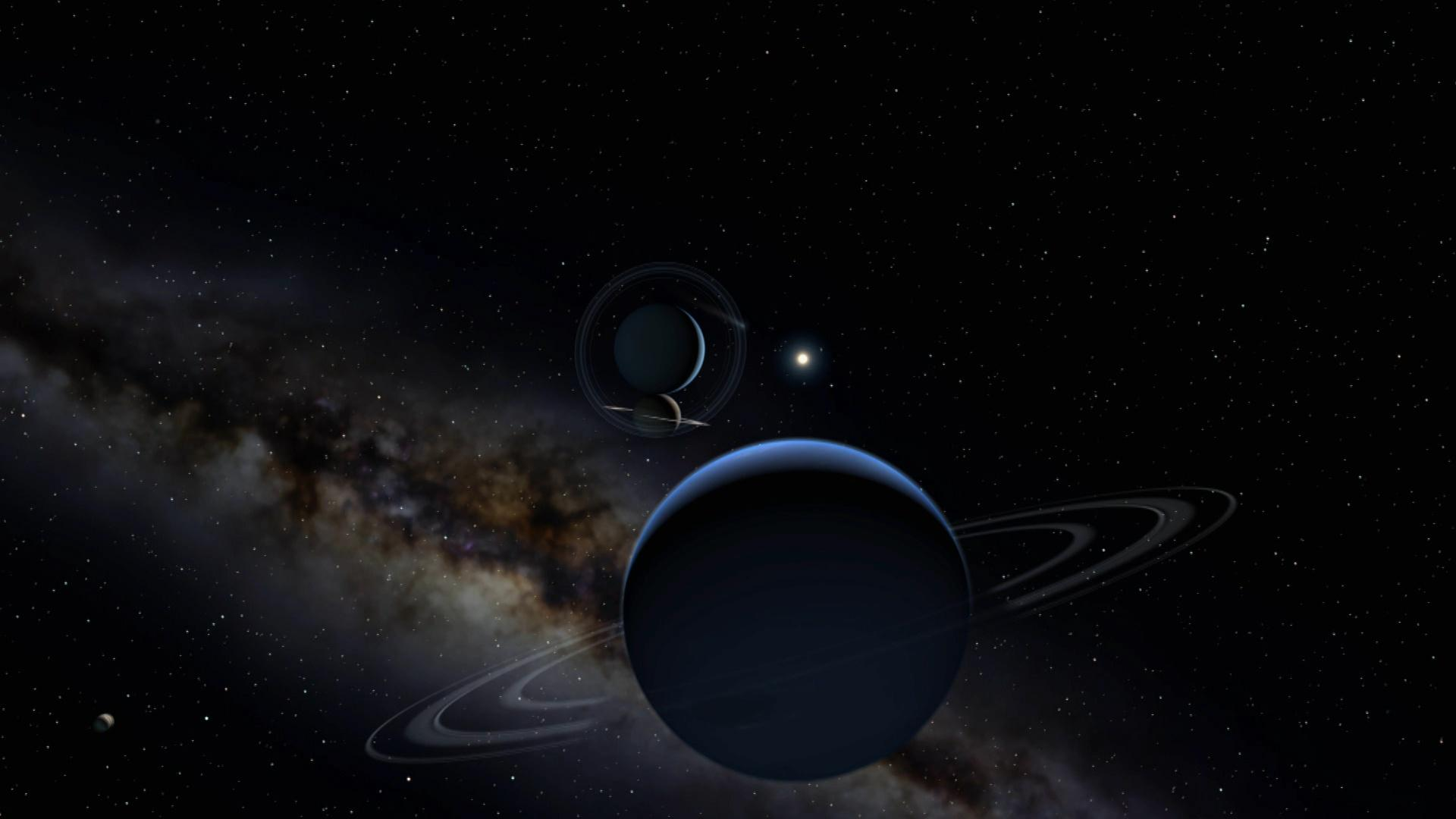 The 170-Year Search for a Planet Beyond Neptune Hero