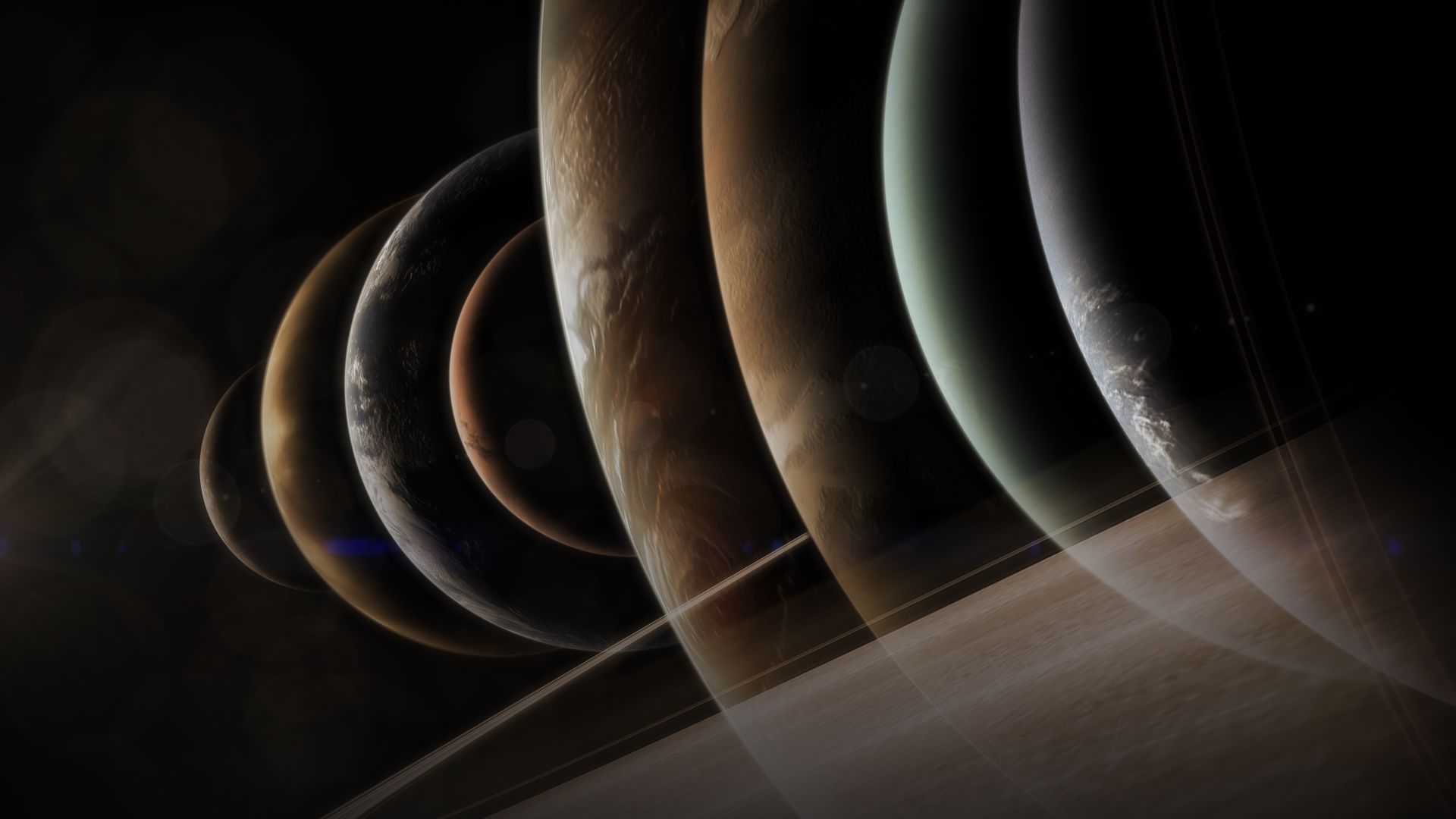 The Planets - Overview