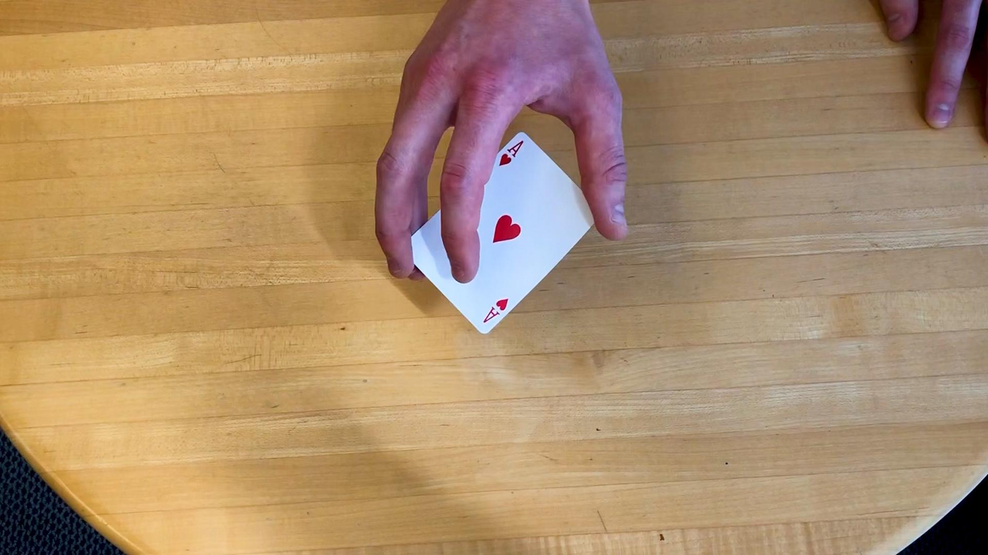 The Science Behind This Slight of Hand Hero