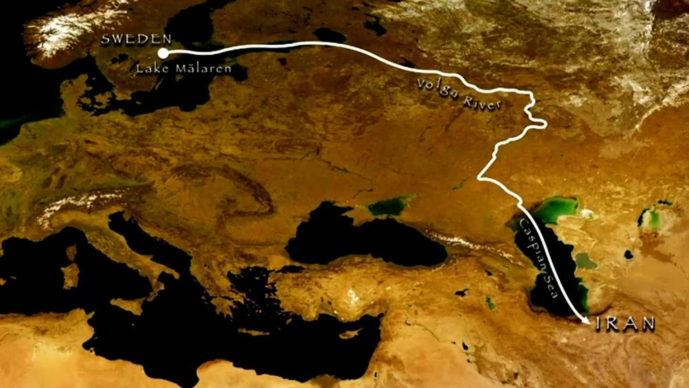 The Volga Trade Route Hero