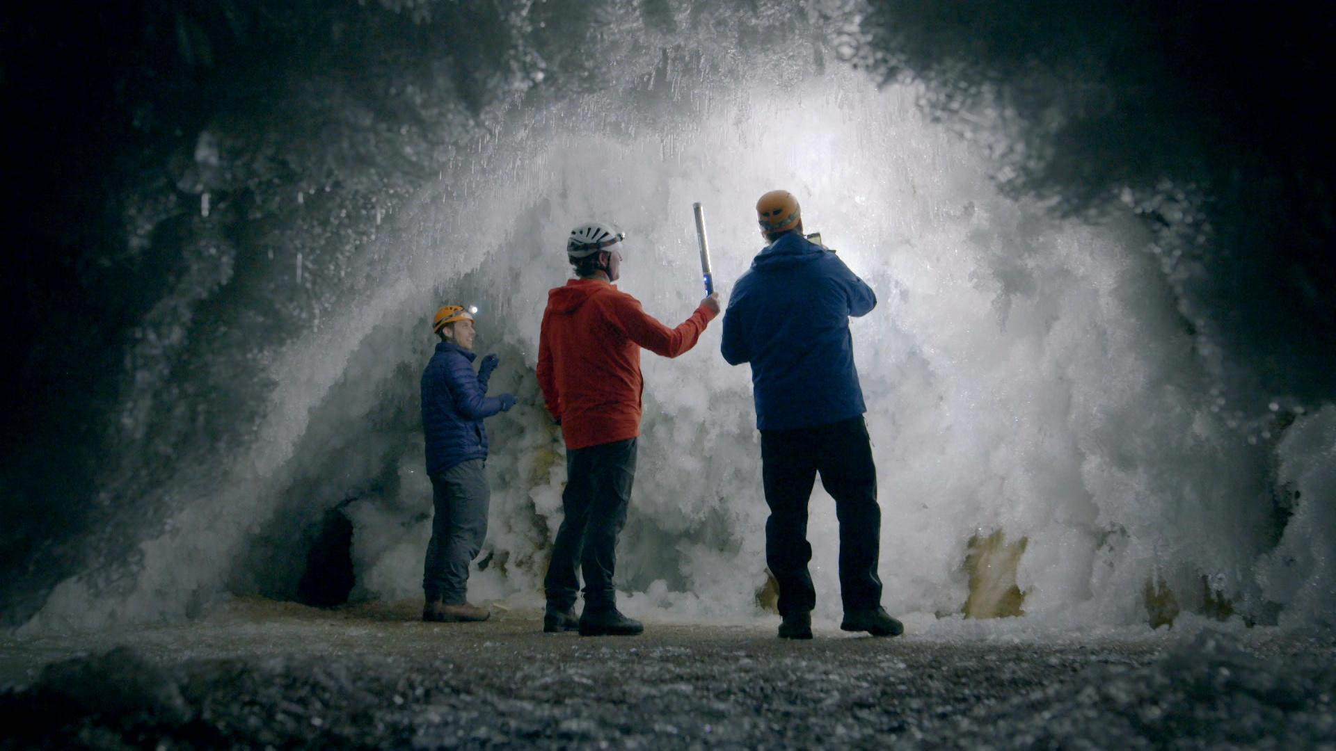 This Canadian Cave has Been Frozen Since the Last Ice Age Hero