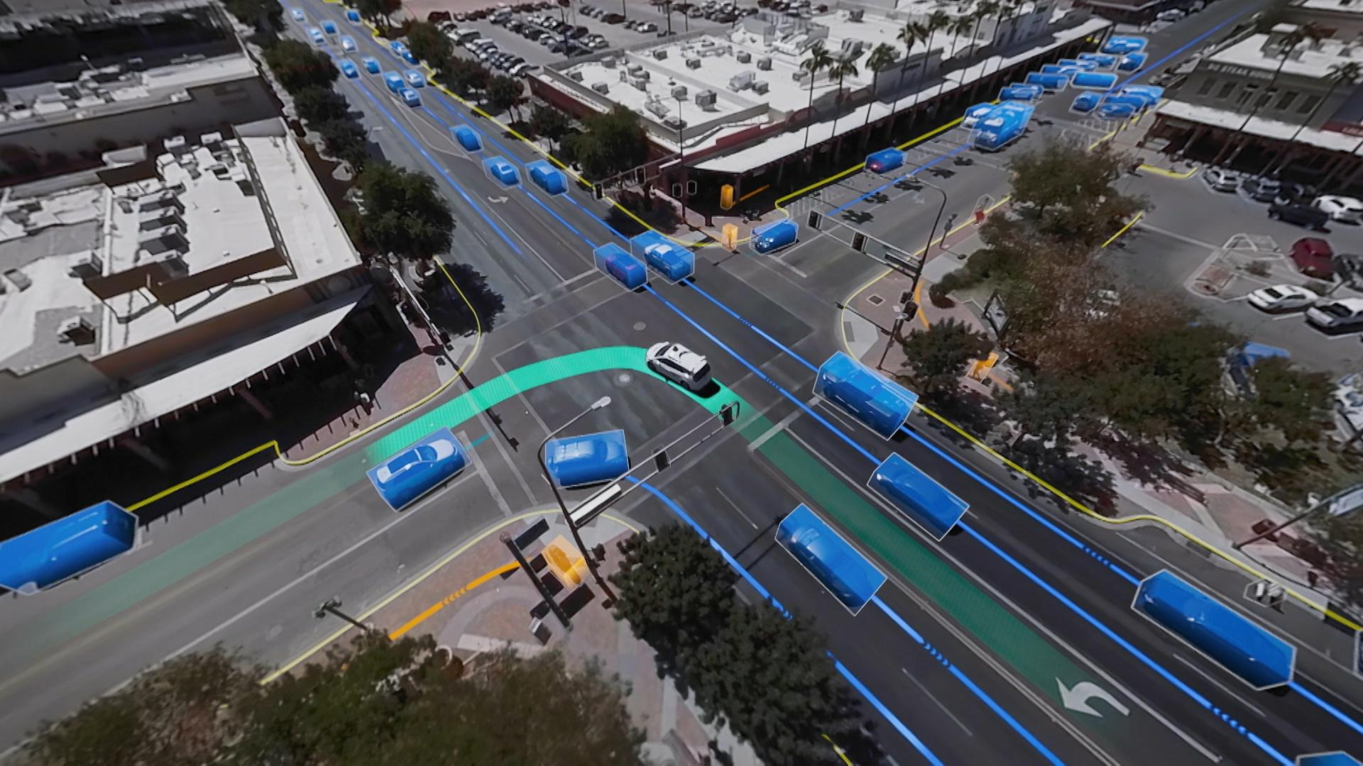 Three Tasks Driverless Cars Need to Learn
