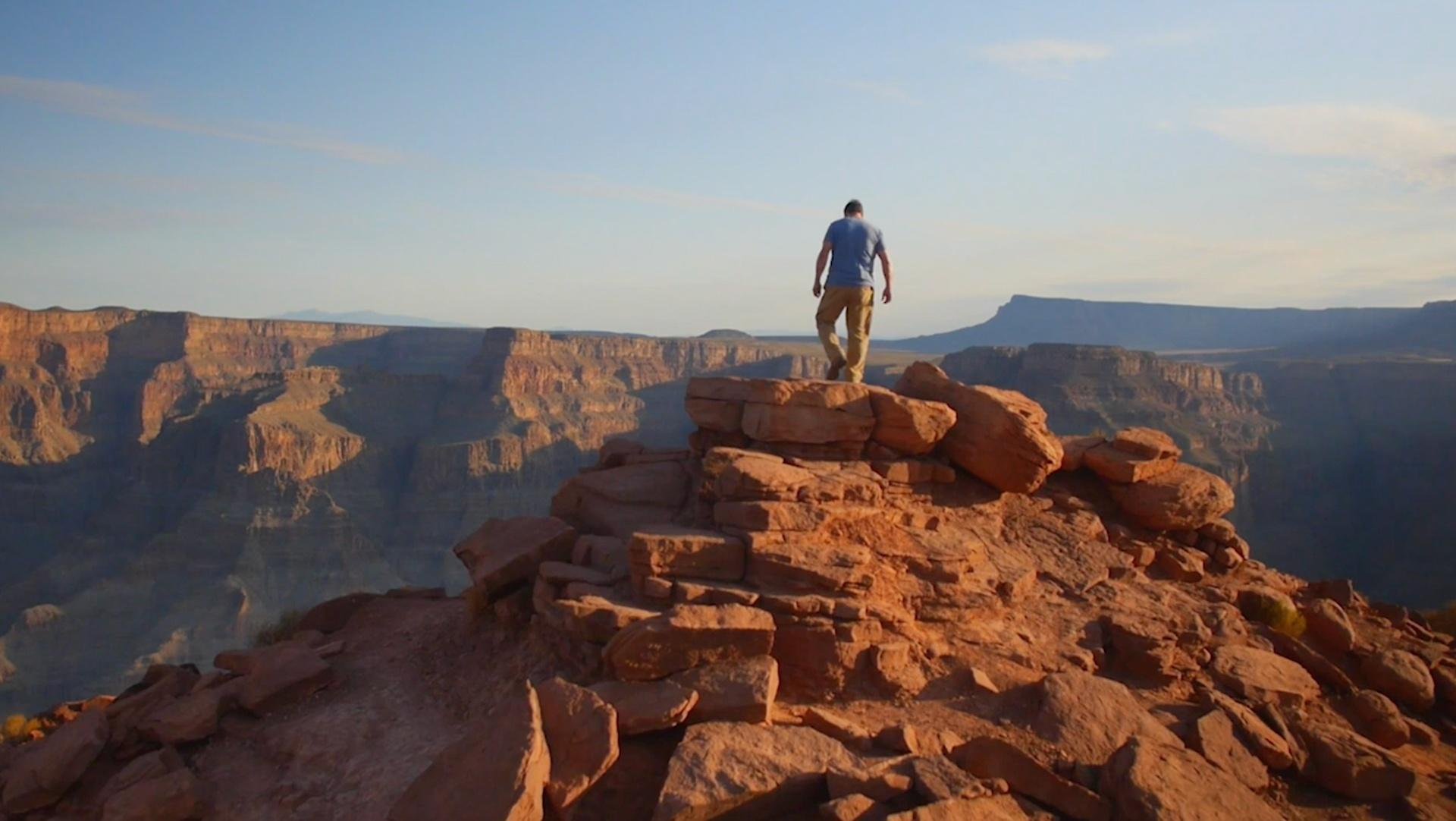 Time Travel in the Grand Canyon Hero