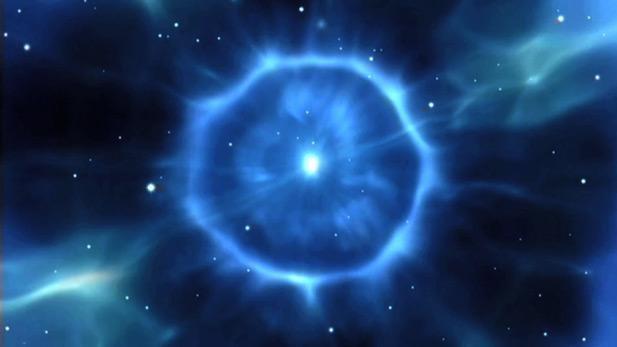 Video Short: Cosmic Ray Danger Hero