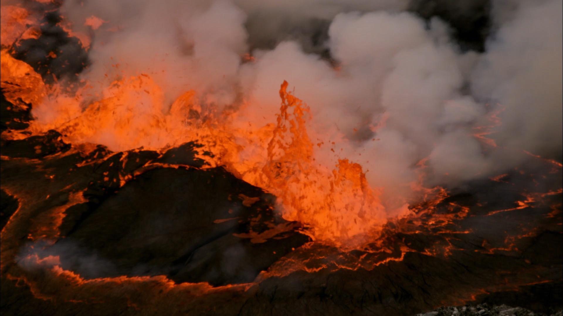Volcanic Rock Helps Predict Speed of Future Lava Flow Hero