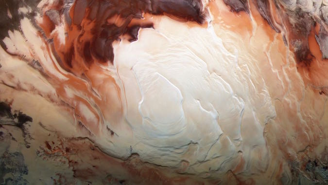 Miles of Water Found on Mars. Could It Support Life?
