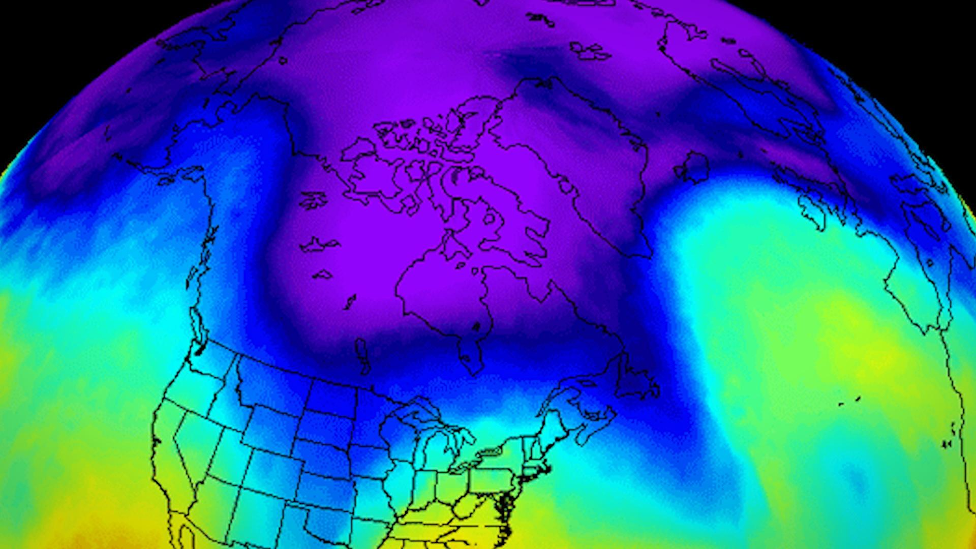 What Does the Polar Vortex Have to do With Climate Change? Hero