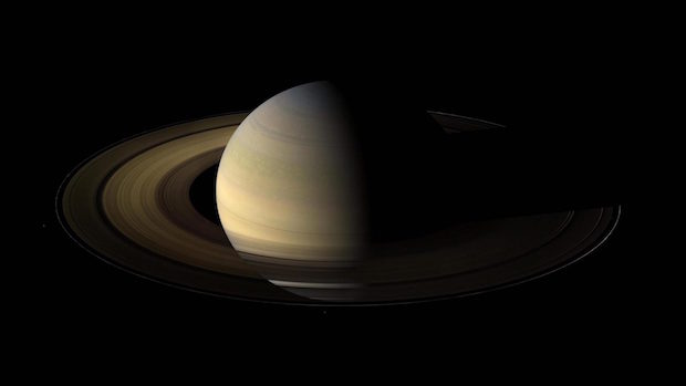 What Saturn Can Tell Us About Earth—and Beyond