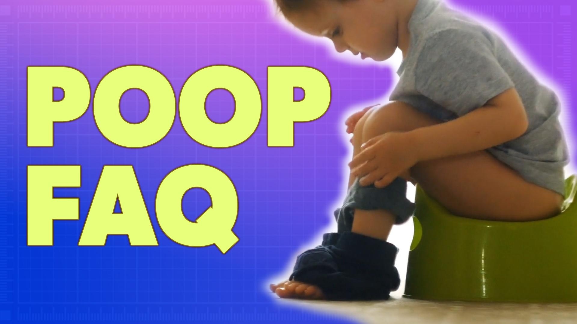What's Up With Your Kid's Poop? We're Here to Answer Hero
