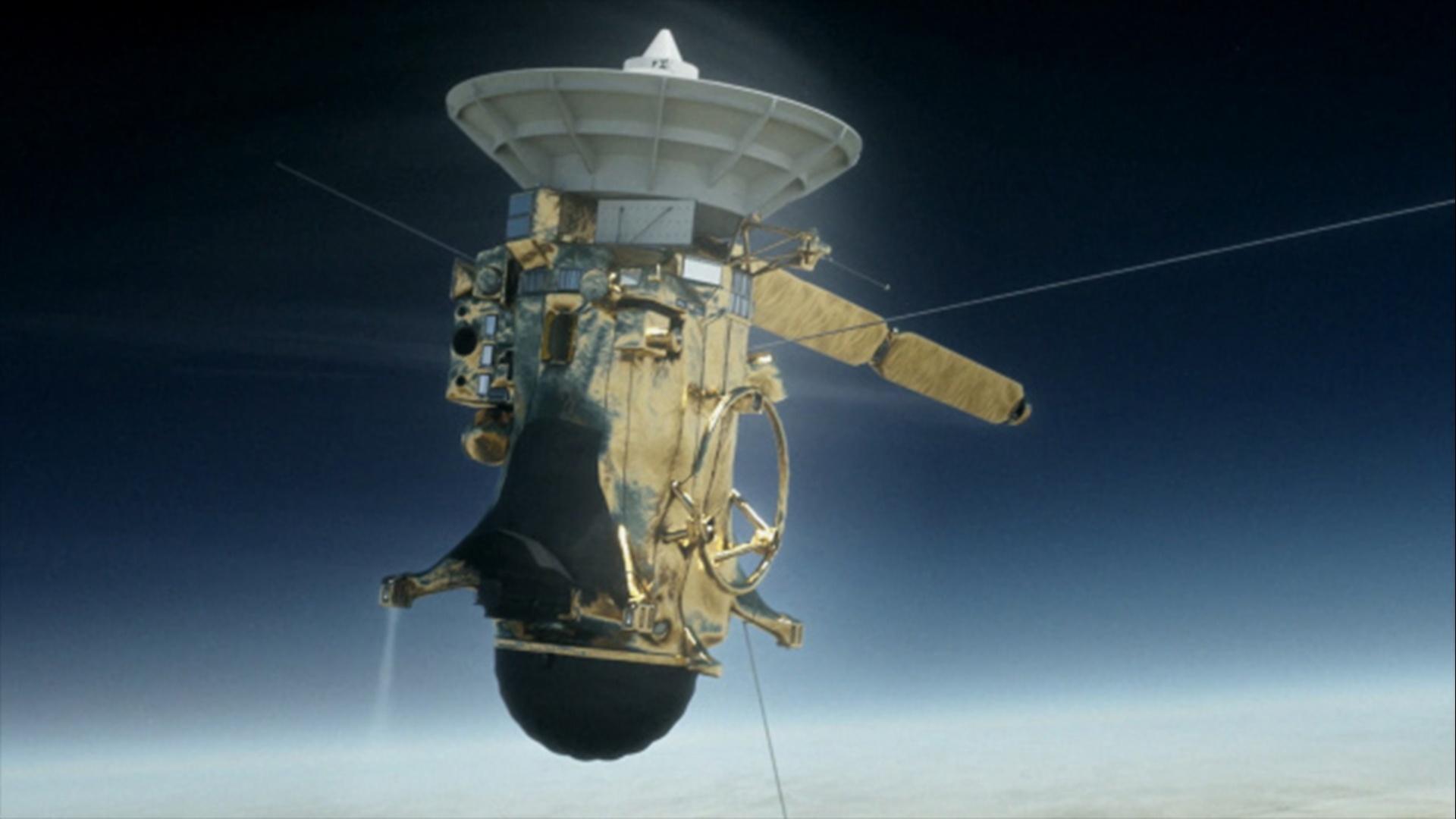 Why Did NASA Kill Cassini? Hero