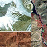 Glacier Hazards From Space