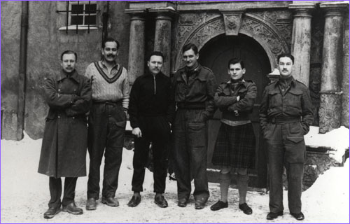 British POWs
