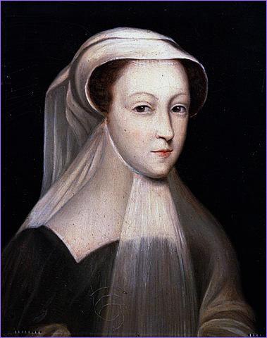 Mary Queen Of Scots Imprisonment 16 th -century portrai...
